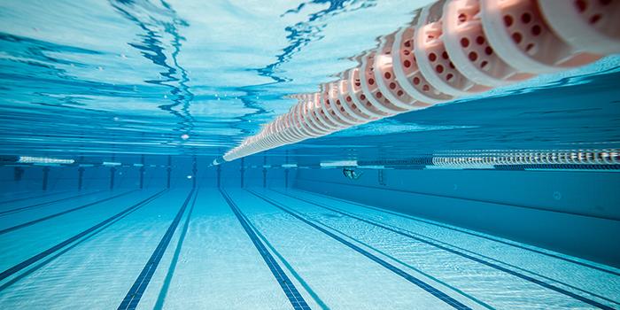 Riapre la vasca scoperta della piscina comunale for Piani del padiglione della piscina