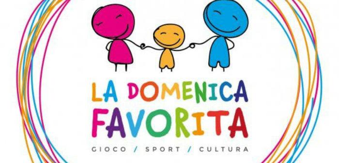 """""""Domenica Favorita"""". Il 26 marzo attività sportive, ludiche, culturali e ricreative"""