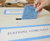 Depositate 20 liste per 8 candidati a sindaco