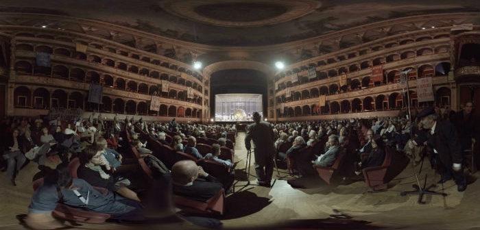 Al Centro Sperimentale di Cinematografia workshop e incontri pubblici con i massimi esperti di realtà virtuale