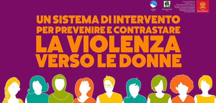 "Campagna informativa e di prevenzione ""Donne vittime di violenza"""