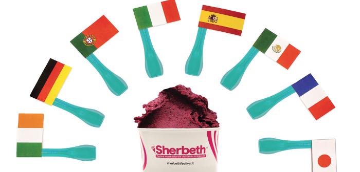 Sherbeth, il Festival Internazionale del Gelato Artigianale a Palermo