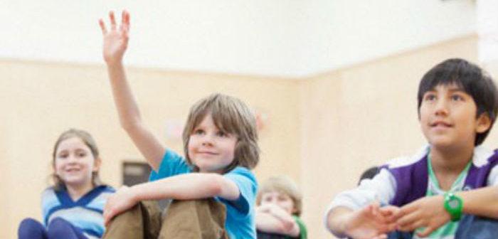 Piccolo genio,  gioco a quiz per i bambini al Forum Palermo