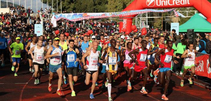 Un grande successo per laXXIII Maratona di Palermo