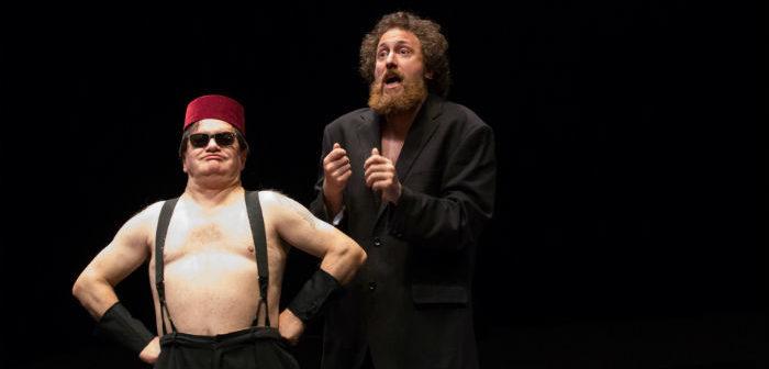 La Palermo di Peppe Schiera, raccontata da Salvo Licata, va in scena al Teatro Biondo, con Salvo Piparo e la regia di Enrico Stassi