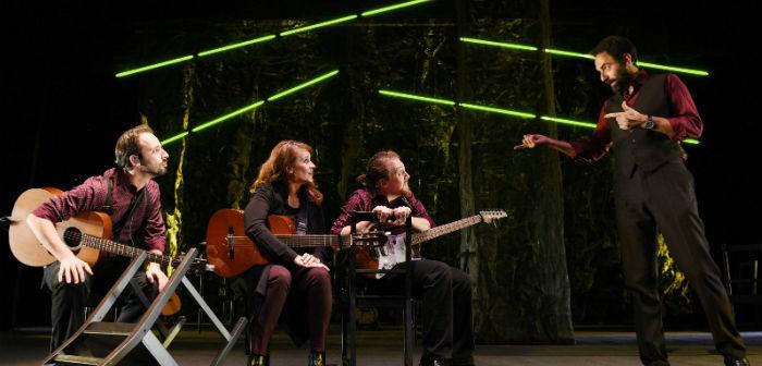 Quello che non ho, il teatro-canzone di Neri Marcorè al Biondo di Palermo