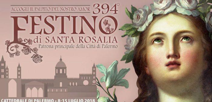 """""""Palermo Bambina"""" il 394° Festino di Santa Rosalia"""
