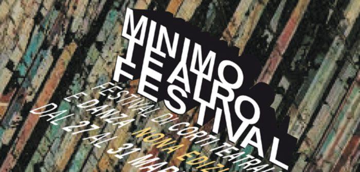 """Teatro. Via alle selezioni per il """"Minimo Teatro Festival"""""""