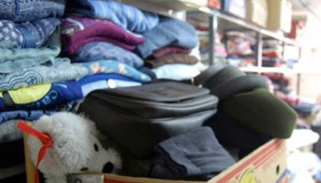 Raccolta indumenti usati-2