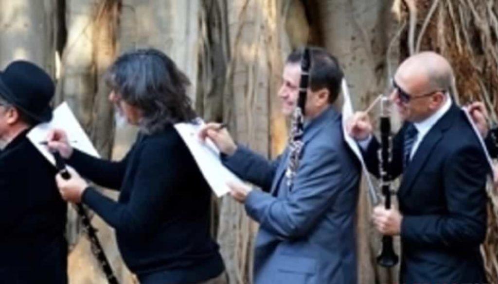 opera ethno clarinet , la musica di otto clarinettisti dedicata alla sicilia araba-2