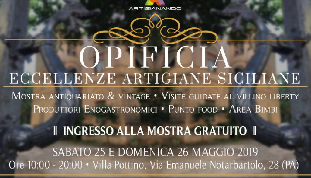 locandina opificia