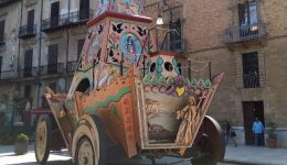 Carro a Piazza Marina