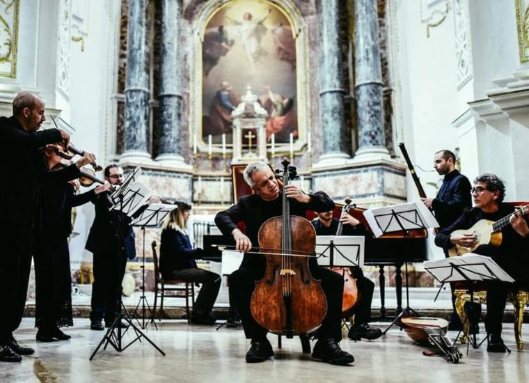 Giovanni Sollima e Arianna Art Ensemble-2