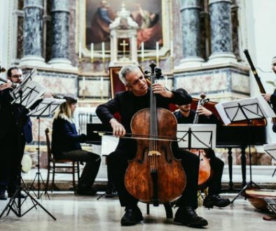 Giovanni Sollima e Arianna Art Ensemble