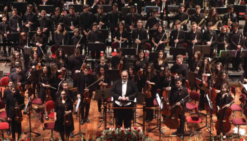 Massimo Kids Orchestra ©Franco Lannino