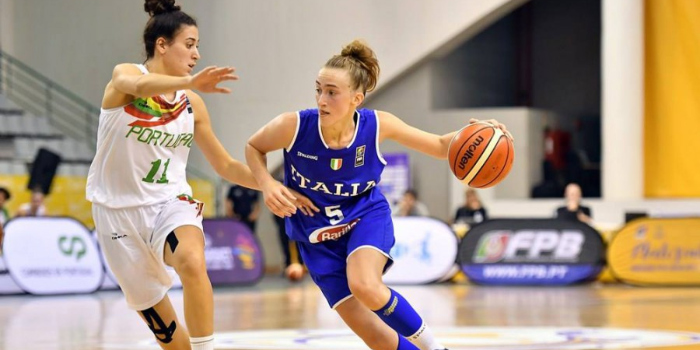 basket-femminile-italia-portogallo-under-20