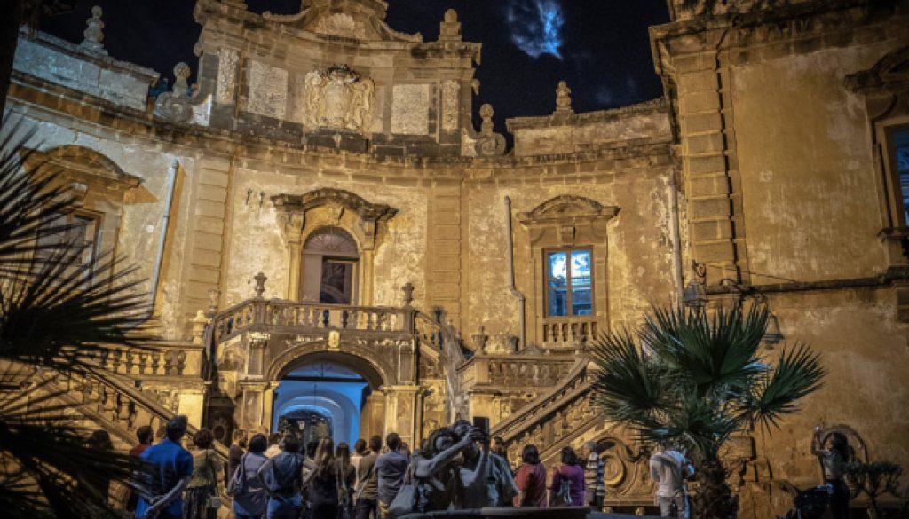 Notte a Villa Palagonia con Terradamare - foto Vincenzo Russo (2)(1)