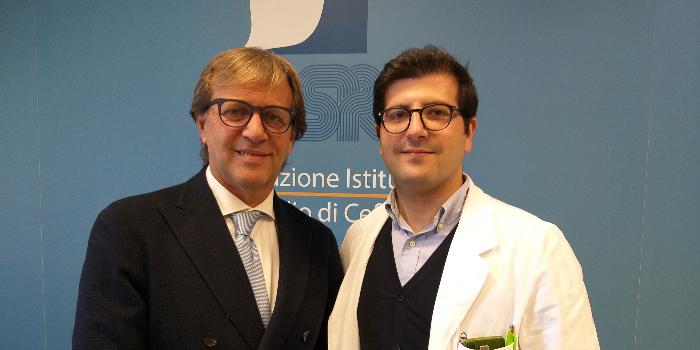 Giovanni Albano e Pierpaolo Alongi(1)